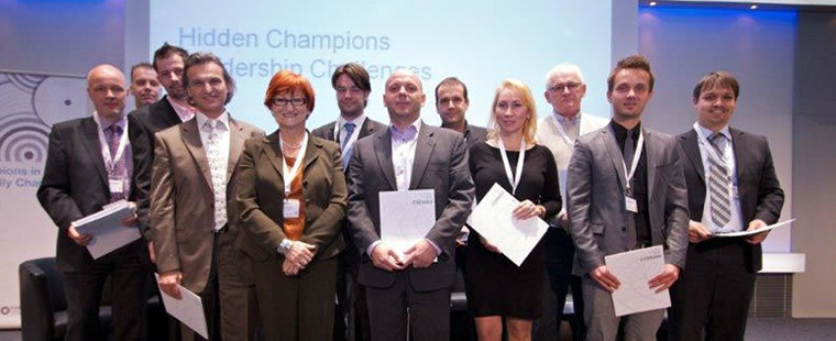 Hidden Champions in CEE and Dynamically Changing Environments